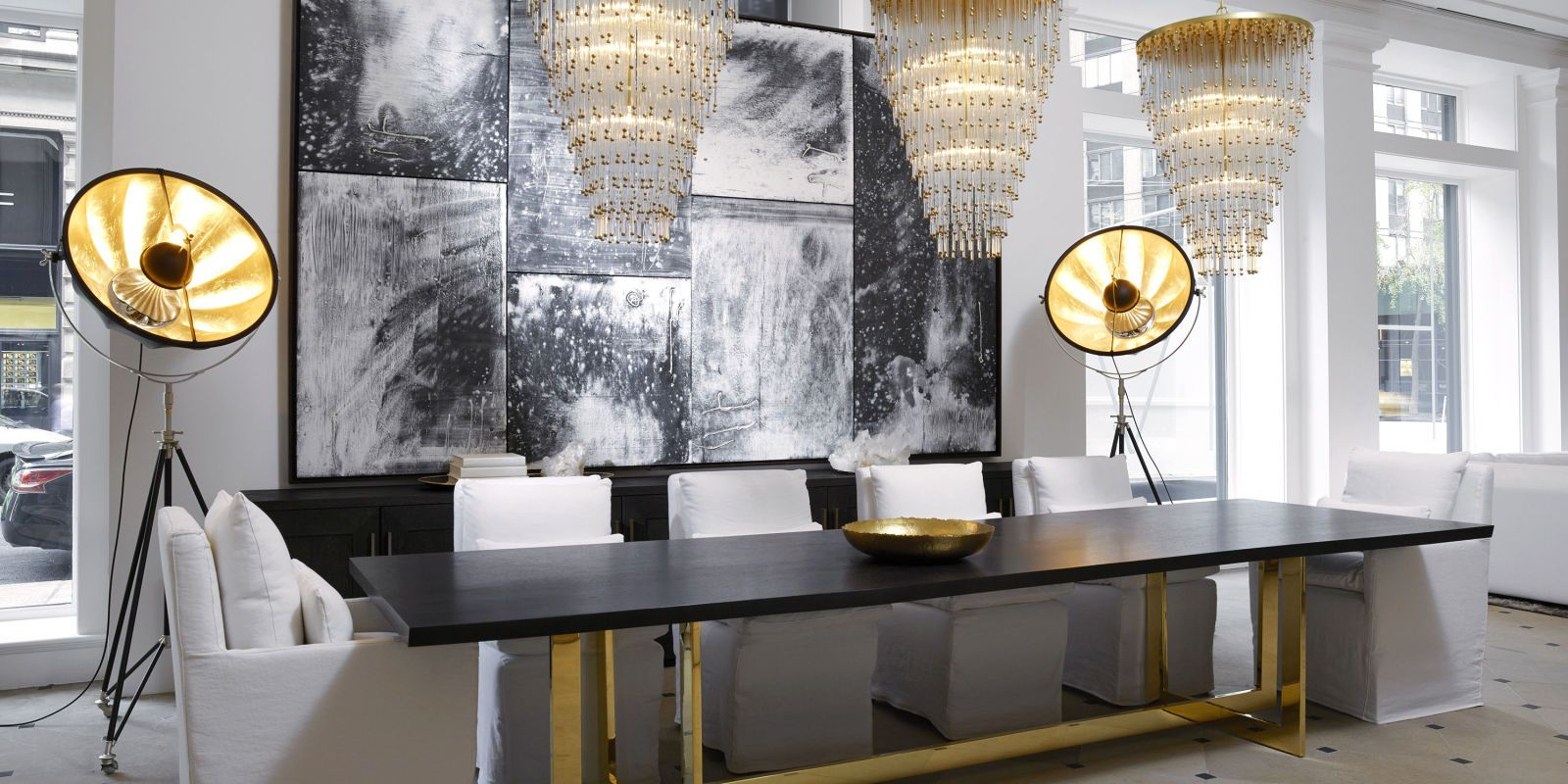 Restoration Hardware Branches Into The