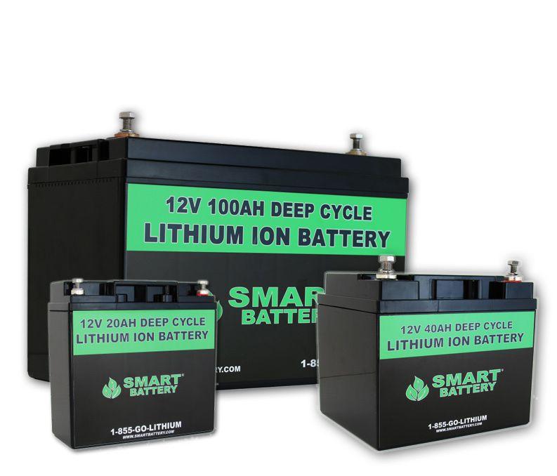 Smart Battery 12v Lithium Batteries For Rv Marine And Automotive Lithium Battery Laptop Battery Lithium Ion Batteries