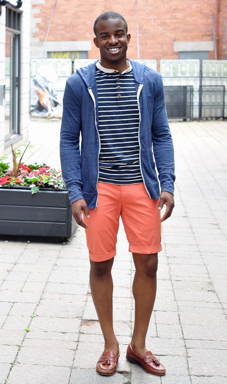 Dark skin w/ pink shorts | Black Man Style | Pinterest | Pink ...
