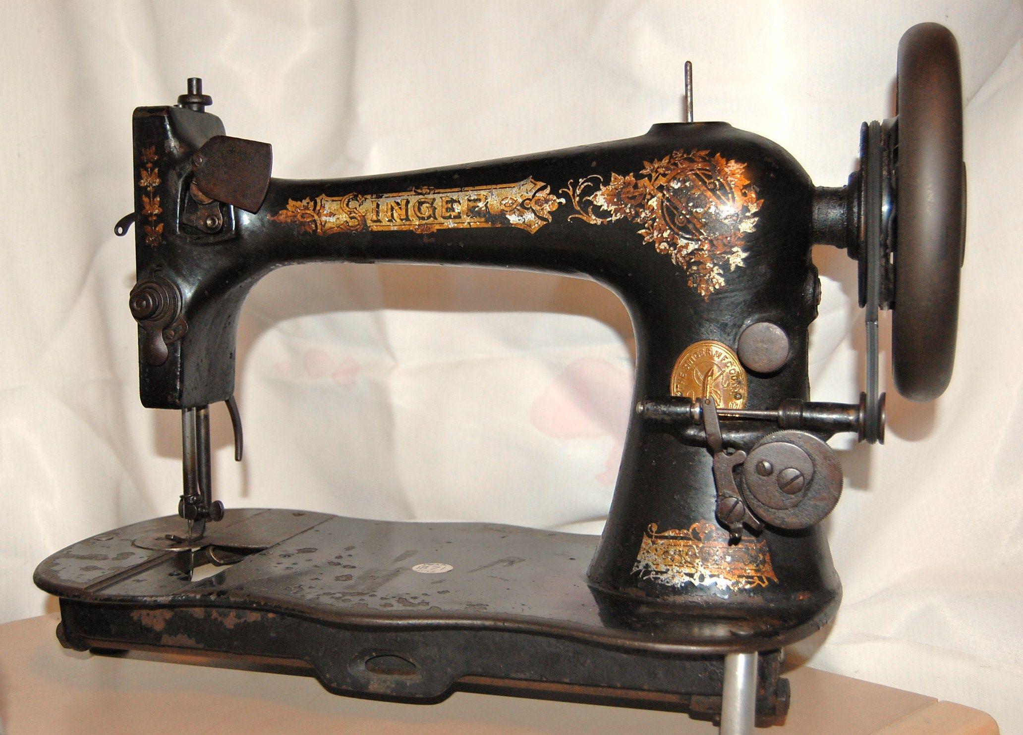 singer sewingmachine 1871 | Sewing machine, Sewing ...