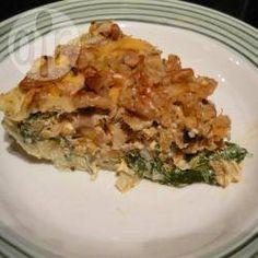 Foto de receta: Pastel de papas vegetariano