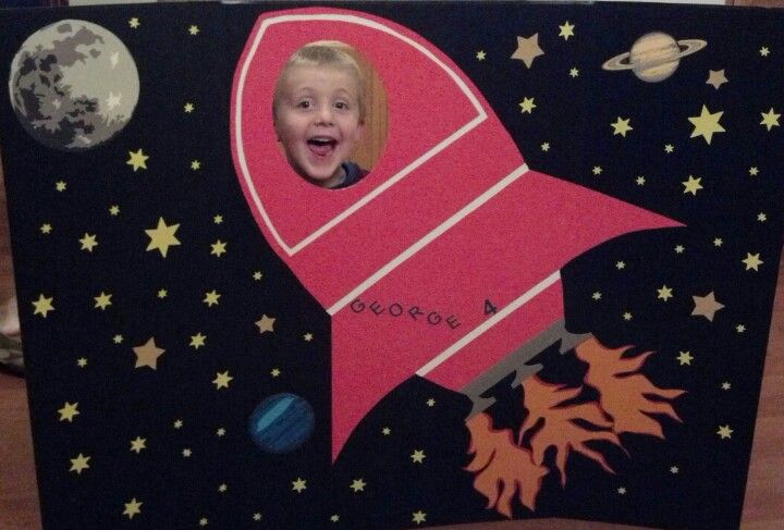 Rocket Photo Booth