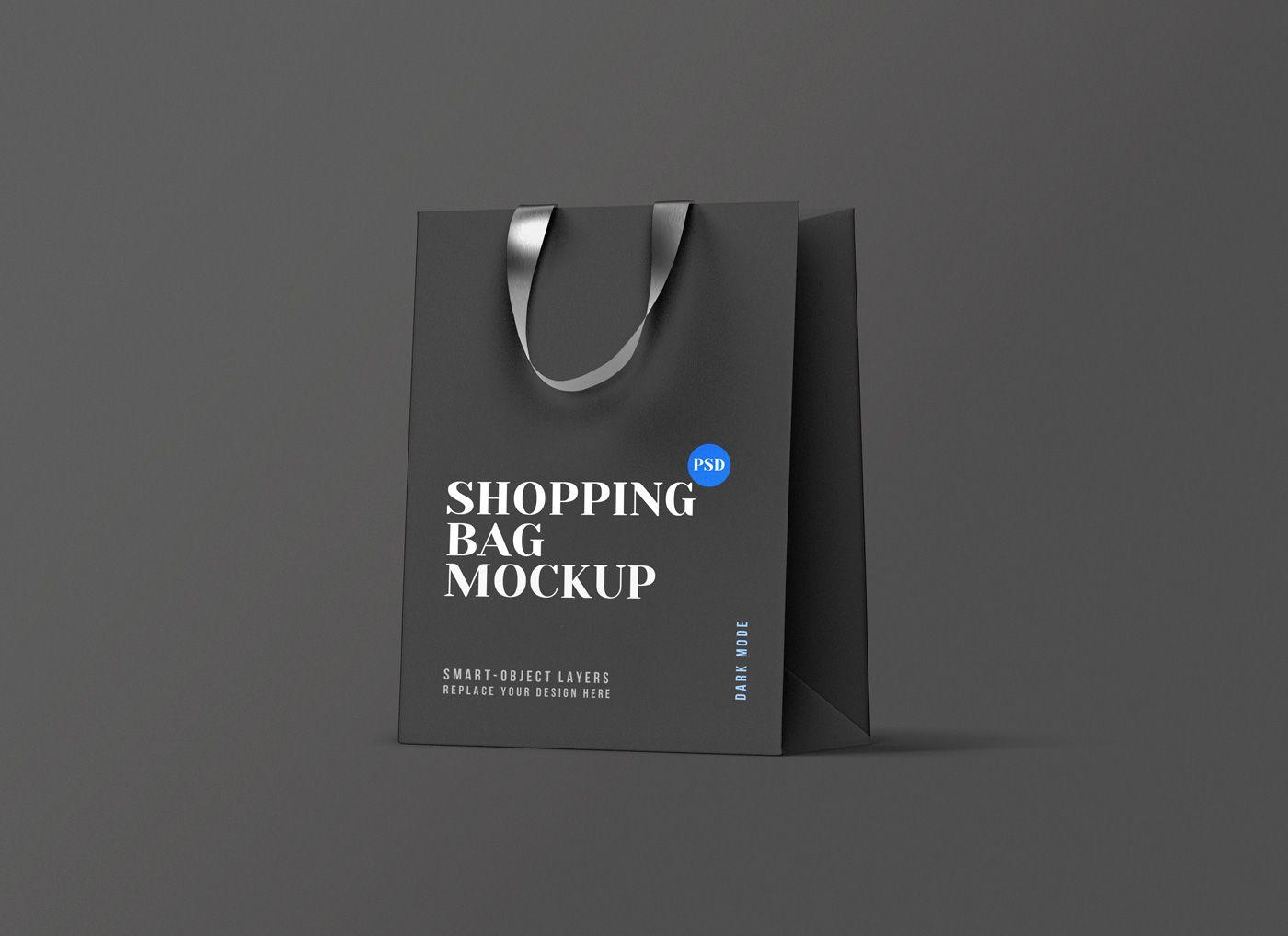 Download Free Shopping Bag Mockup In 2020 Bag Mockup Free Mockup Mockup