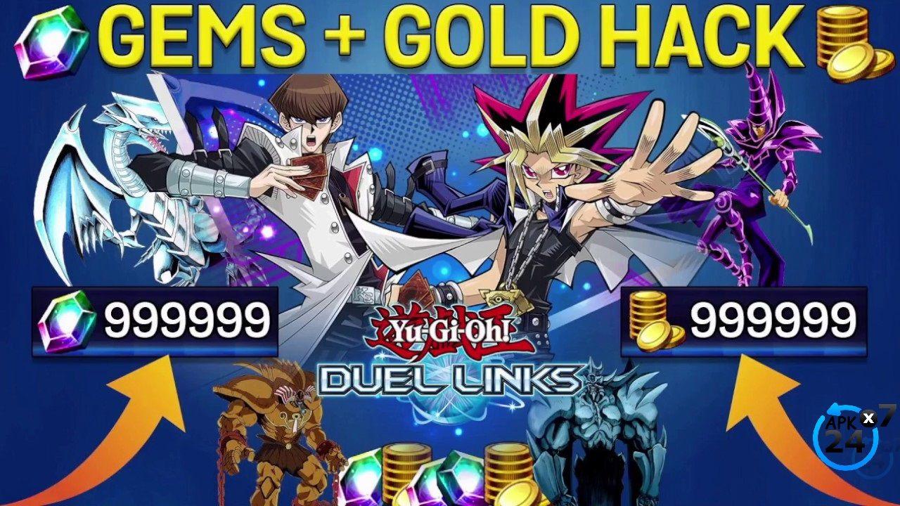 Yu-Gi-Oh! Duel Links V2 4 0 Mod APK | Andriod Games/Apps