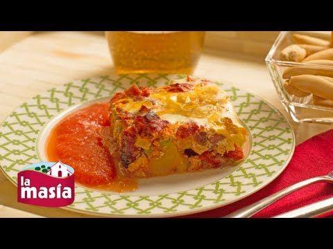 Huevos a la flamenca - Aceites La Masía