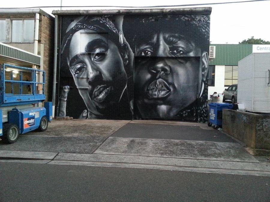 Murals Street Art, Art, Street
