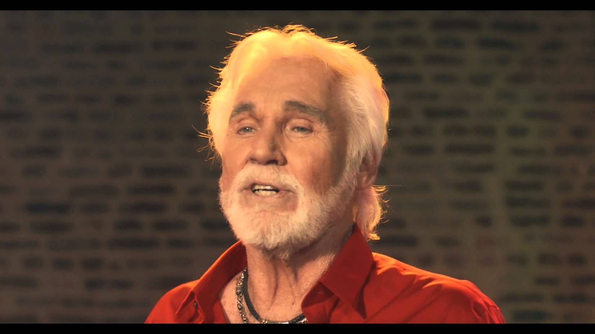 The Gambler himself, Kenny Rogers, y\'all! Check out his new album ...