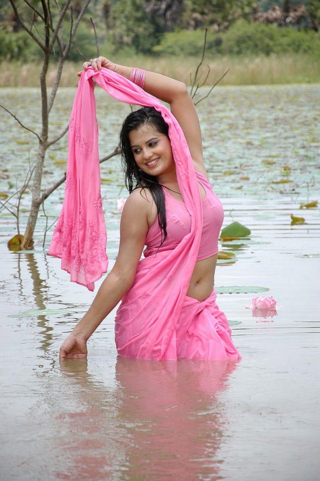 Tamil Actress Roopa Kaur Top 50 Photos   Women in Saree   Pinterest ...