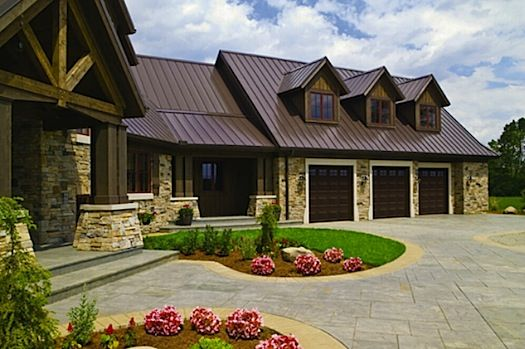 Best Energy Efficient Garage Doors Metal Roof Houses Wood 400 x 300