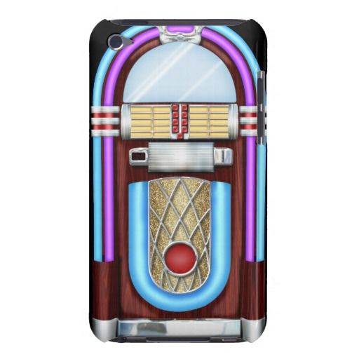 Jukebox iPod CaseMate iPod Touch Case Ipod touch case