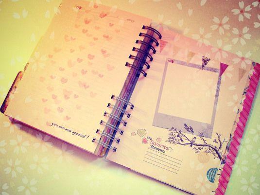 S O S Necesito una agenda Scrapbooking