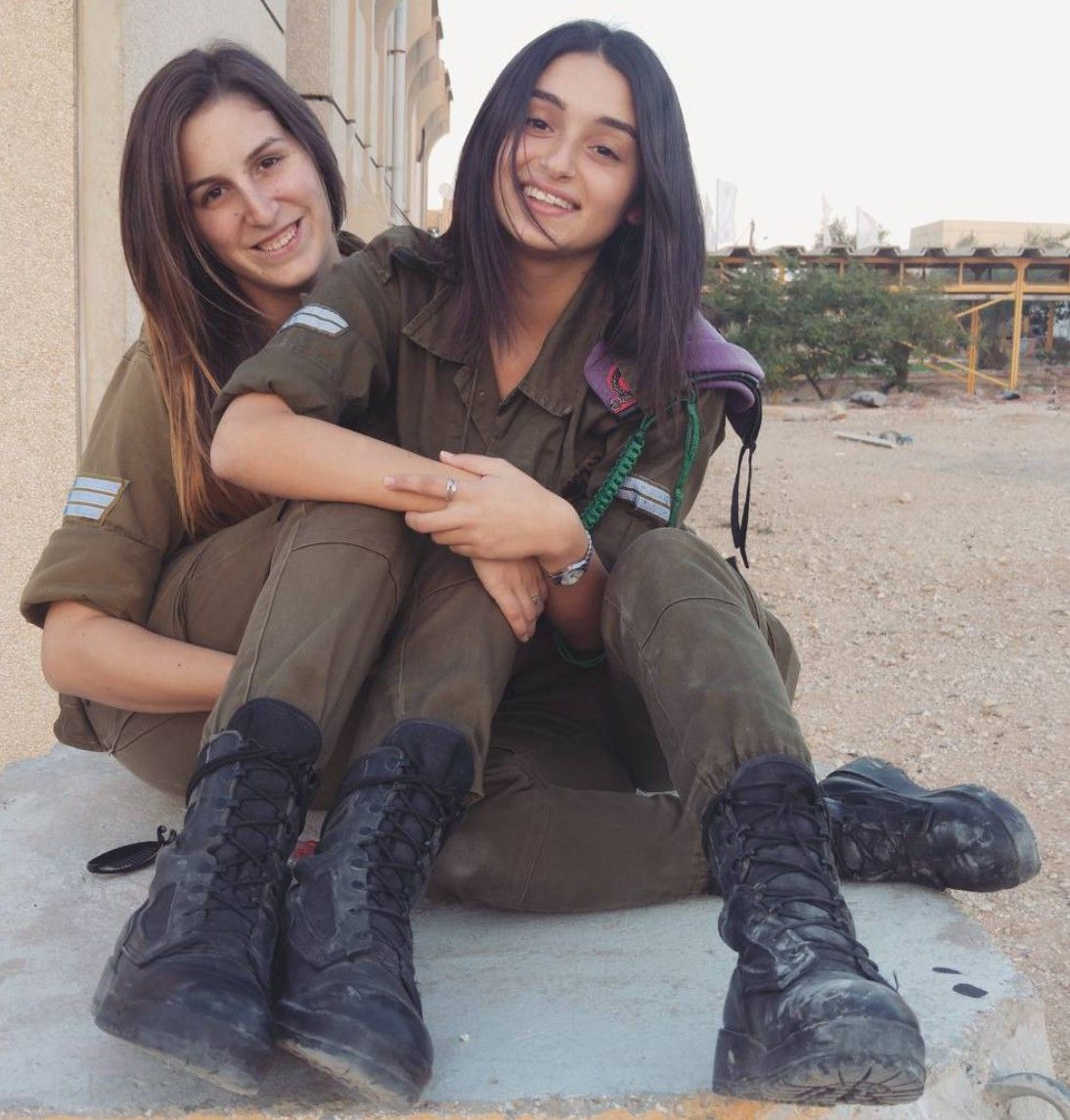 IDF - Israel Defense Forces - Women Israeli Girls, Army Police, Idf Women,