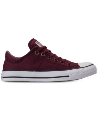 2c82ca2616ed Converse Women s Chuck Taylor Madison Casual Sneakers from Finish Line -  Red 10