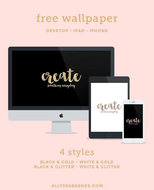 Create Something Everyday Wallpaper Desktop Wallpaper Organizer Desktop Wallpaper Wallpaper