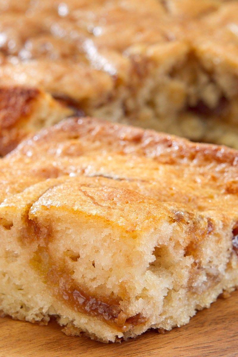 German Apple Cake Recipe Apple cake recipes, Dessert