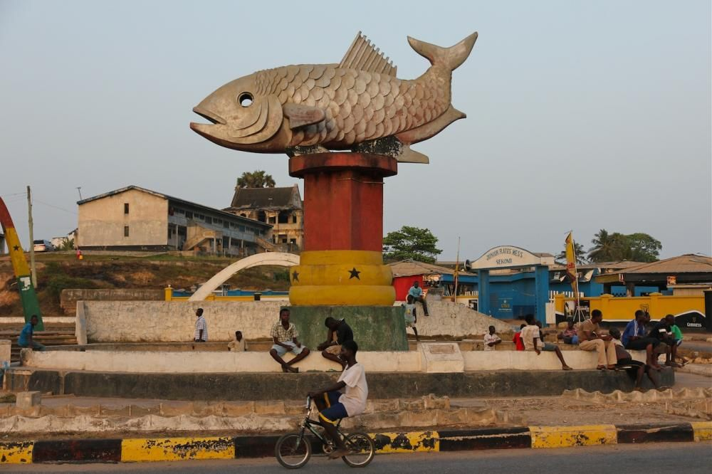 Takoradi Airport - Sekondi-Takoradi, Western Region of Ghana ...