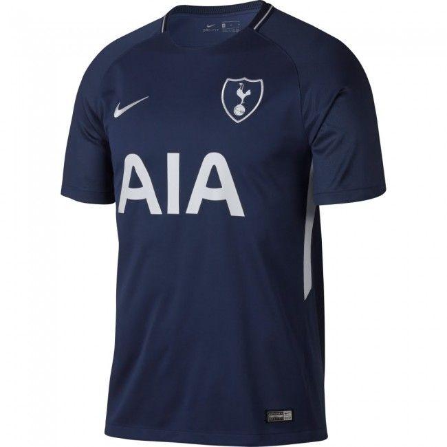Camiseta del Tottenham 2017-2018 Visitante #tottenham #away #shirt