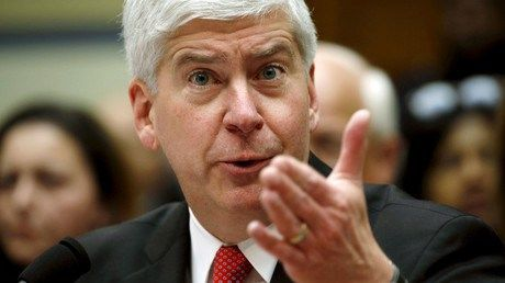 Intentional scheme: Racketeering lawsuit takes aim at Michigan governor over Flint crisis http://ift.tt/1VbJScY   Michigan Governor Rick Snyder other state officials and the City of Flint have been targeted by hundreds of Flint residents in a new federal racketeering lawsuit stemming from the citys water crisis.Read Full Article at RT.com Source : Intentional scheme: Racketeering lawsuit takes aim at Michigan governor over Flint crisis  The post Intentional scheme: Racketeering lawsuit takes…