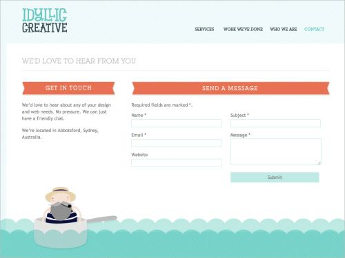 Useful Ideas And Guidelines For Good Web Form Design | Web ...