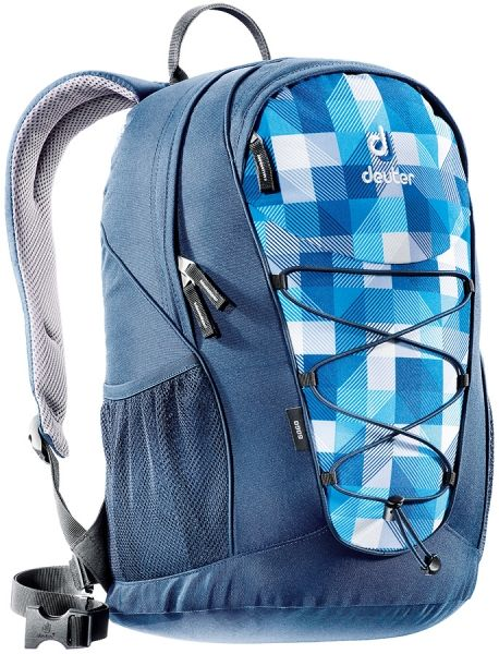 latest low price sale new arrival Deuter gogo Rucksack Daypack blue arrowcheck   Deuter ...