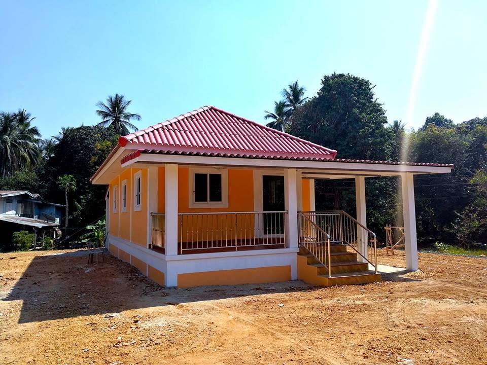 10 Projetos De Casas Pequenas E Simples Que Voce Pode Construir A Baixo Custo Simple House Simple House Design House Design