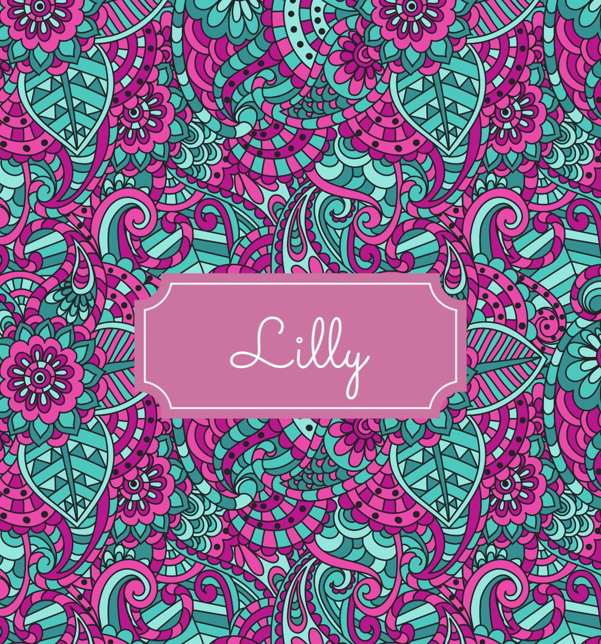 Lilly Name Background Lilly Prints Cute Backrounds Pretty Wallpaper Iphone