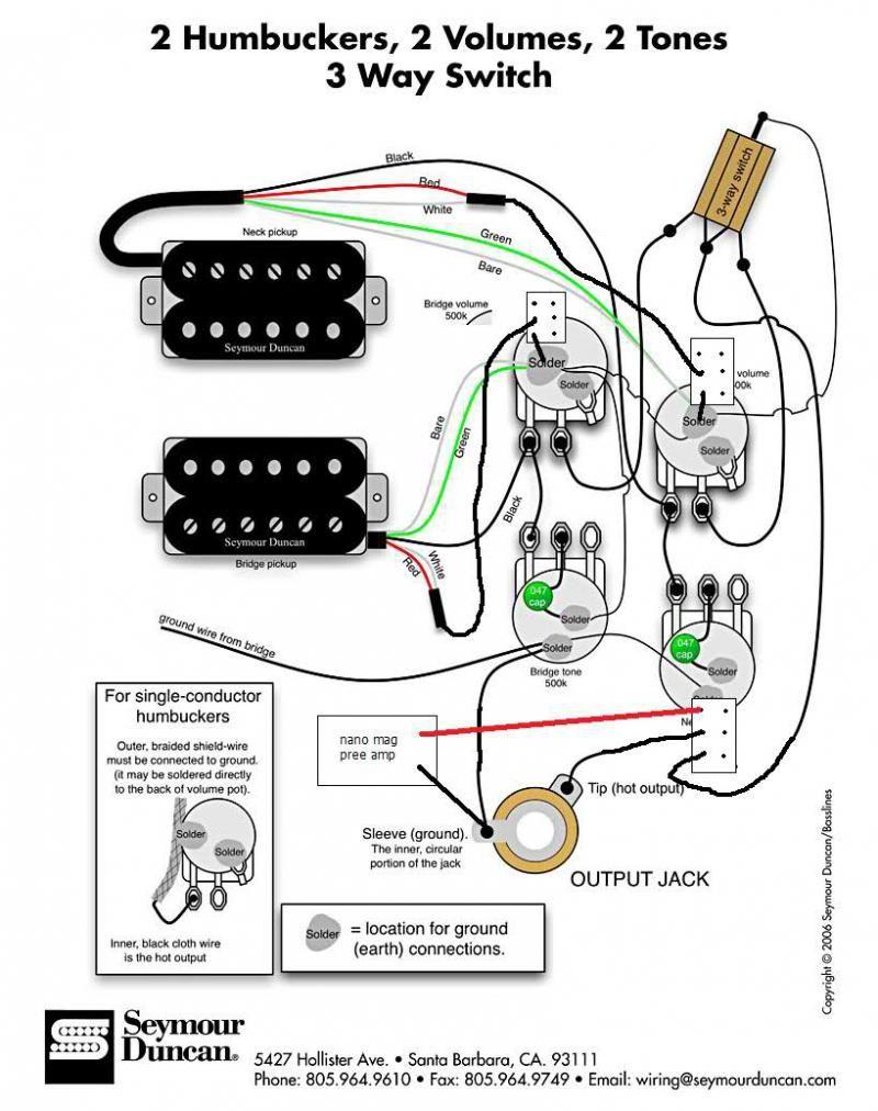 Top Epiphone Les Paul Wiring Diagram Standard At | Guitar