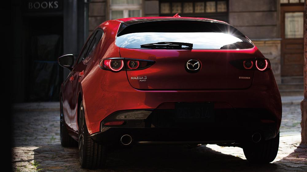 2020 Mazda 3 Hatchback Back Light Mazda 3 Hatchback Hatchback Mazda Hatchback