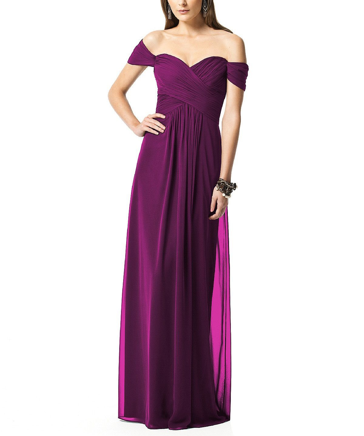 Dessy Collection Style 2844   Bridesmaid dress styles, Alfred sung ...