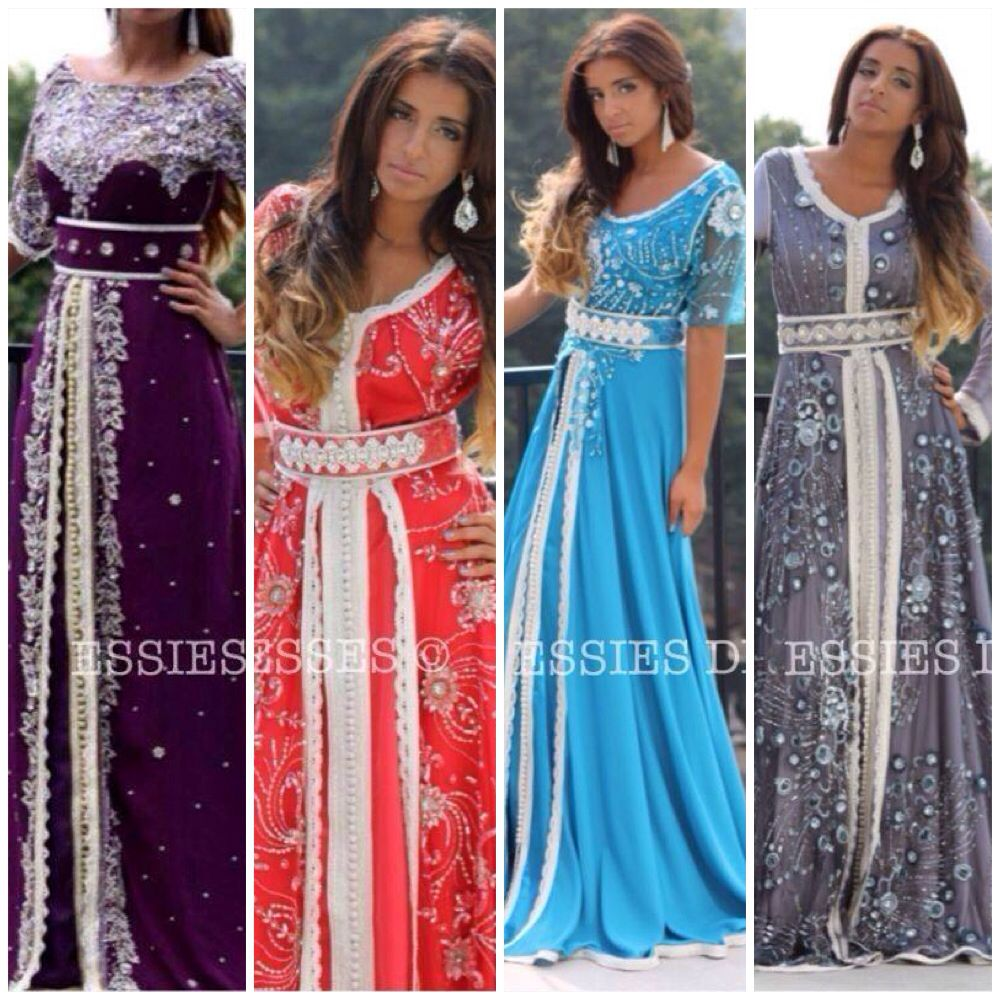 Marokkaanse jurken!!!! | Kleding | Pinterest | Caftans, Kaftan and ...