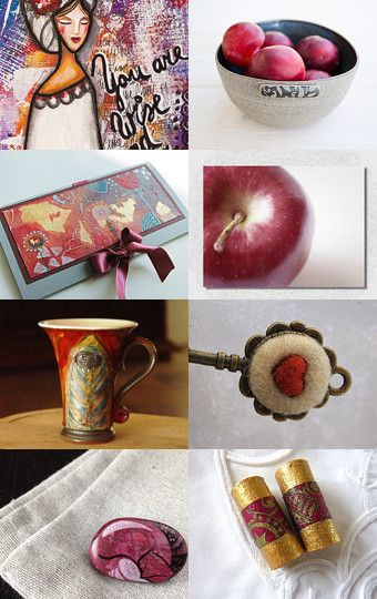You are Wise and Wonderful by Laureen on Etsy--Pinned with TreasuryPin.com