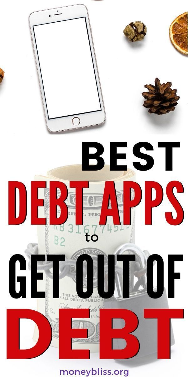 Best Debt Apps To Payoff DEBT in 2020 Debt payoff, Debt