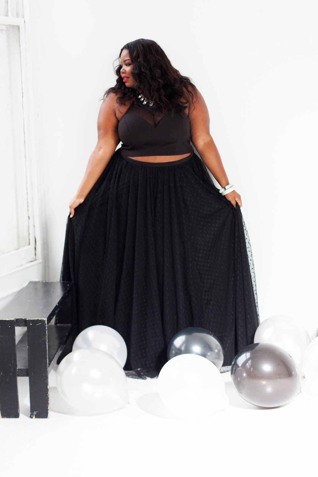 Happy Birthday TOOOOOO MEEEEEE! Plus Size Fashion | My Personal Style | Pinterest | Lace Outfit ...