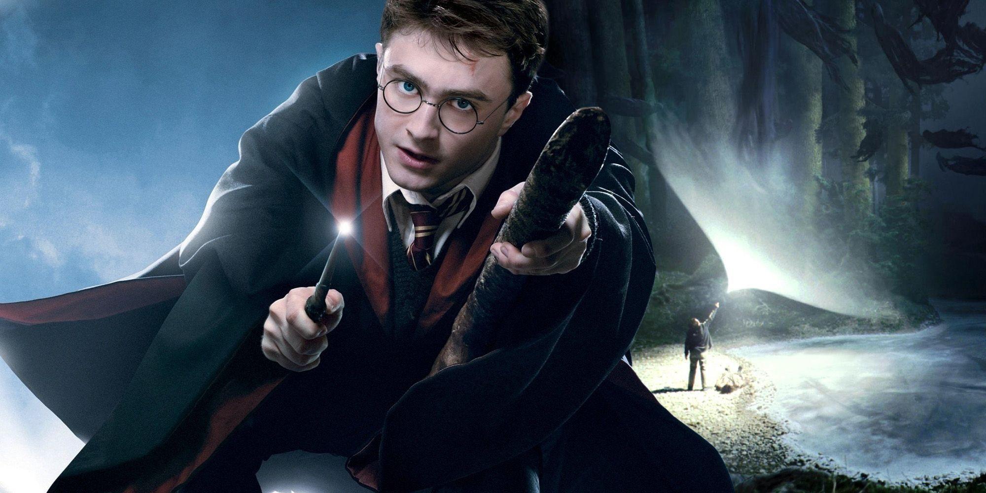 Jedes Mal Wenn Harry Potter Unverzeihliche Fluche Benutzte Lord Voldemort Orden Des Phoenix Mary Sue