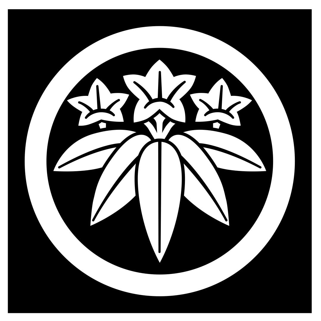 Kamon Sasarindoh Png Japanese Crest Japanese Family Crest