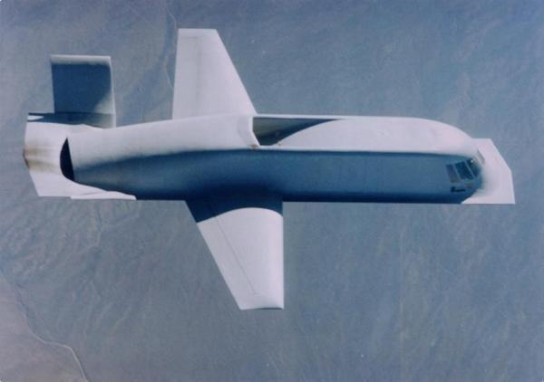 Northrop Tacit Blue Whale (con imágenes) | Aviones, Aeronautico ...