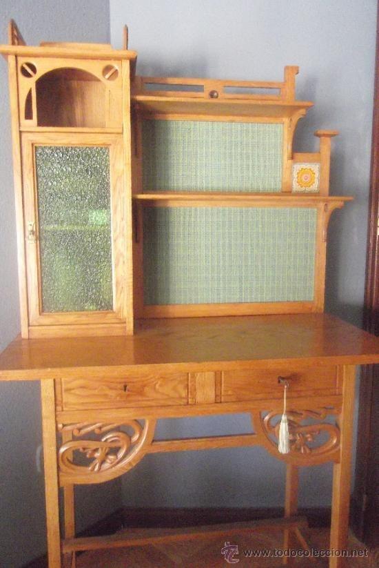 tocador de thonet antigedades muebles antiguos auxiliares antiguos