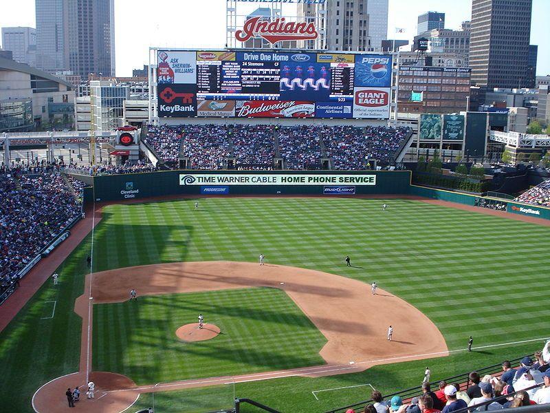 Home Where S My Seat Baseball Stadium Indians Baseball Baseball Park