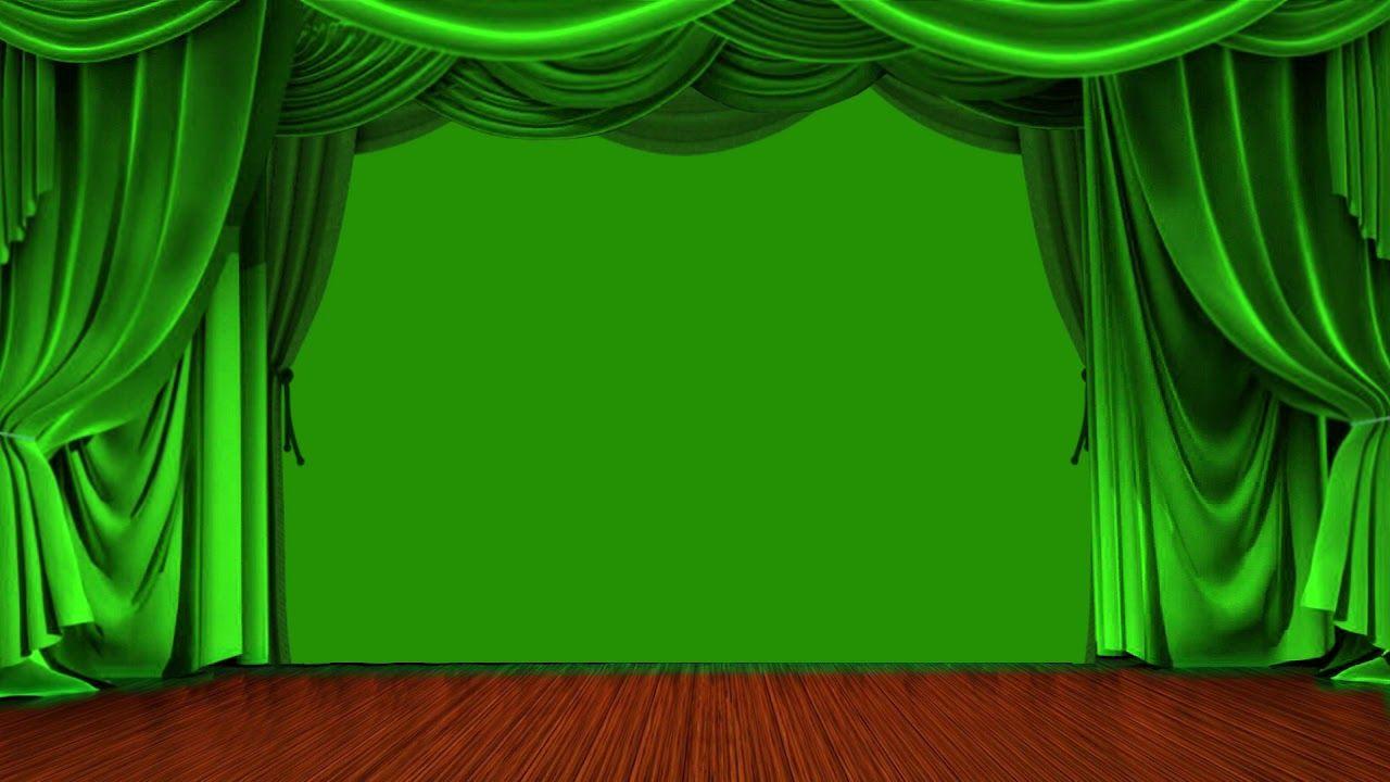 green screen effect movie theater