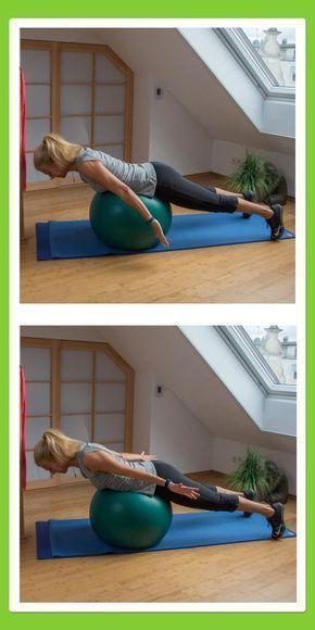 Was hilft gegen Rückenschmerzen - 12 ultimative Übungen..