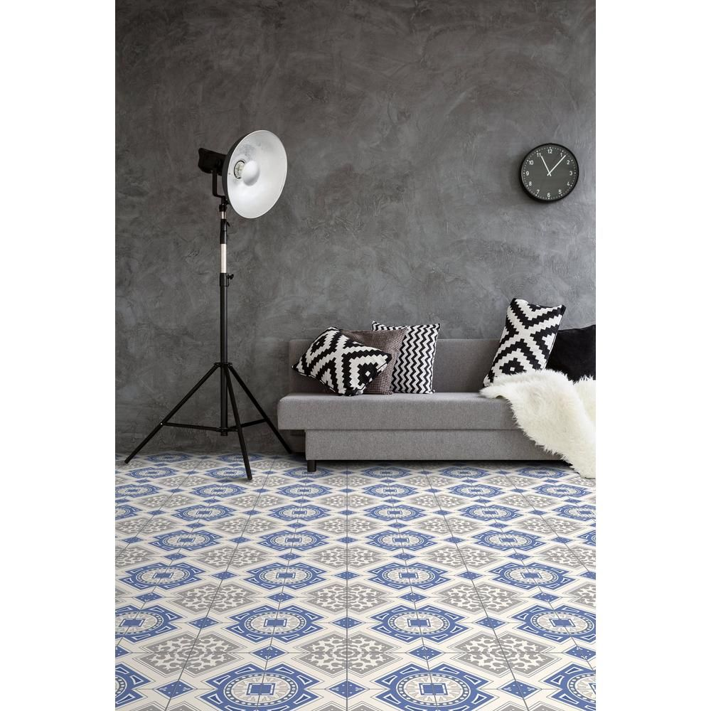Floor Decor Tile Peregalli Azul Porcelain Tile  Porcelain Tile Porcelain And