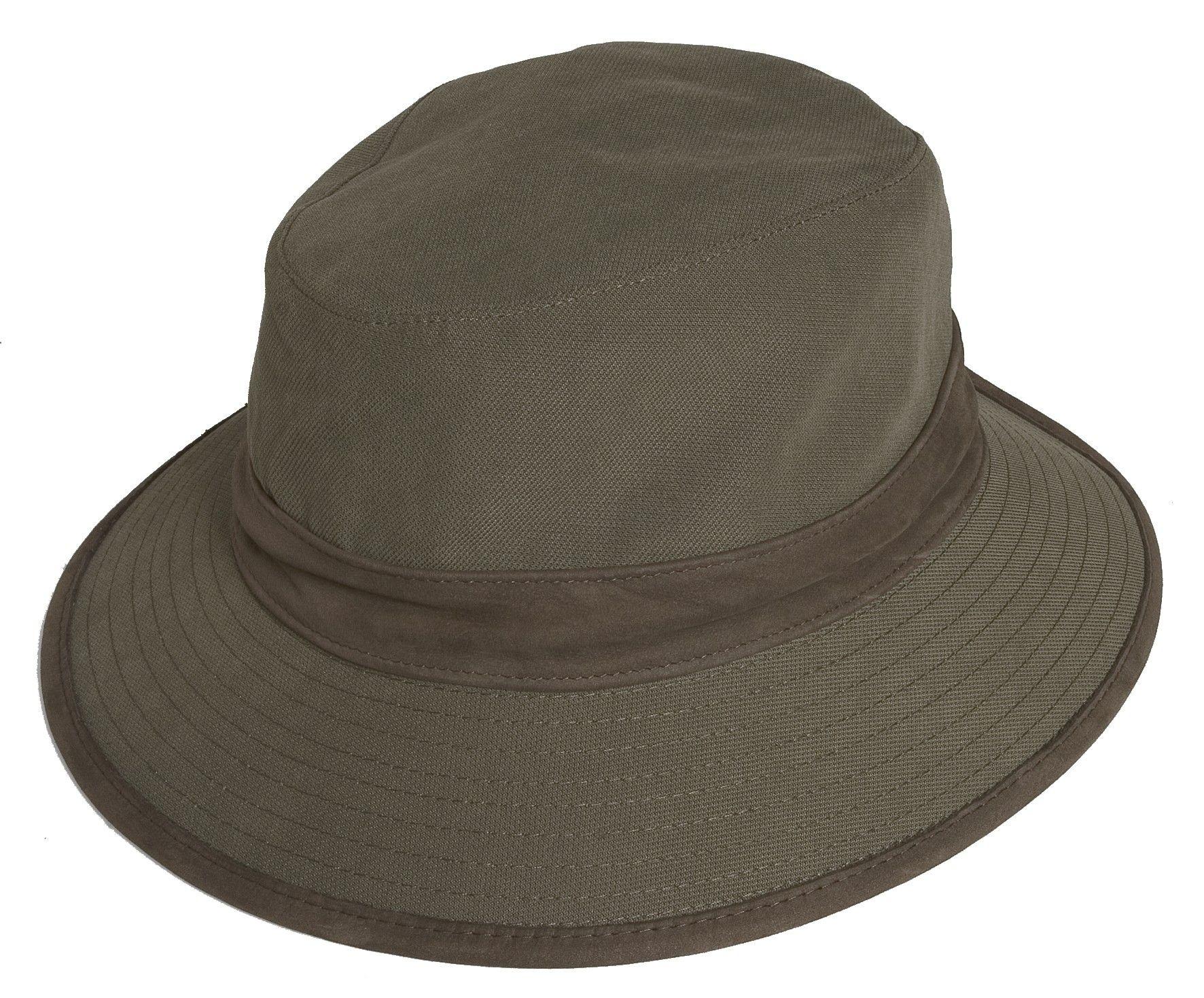 78b18a96af1 Hoggs Turnberry Fleece Lined Waterproof Hat