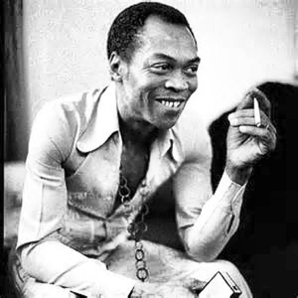 Fela Kuti | S is for Smile in 2019 | Fela kuti, Music photo, Music