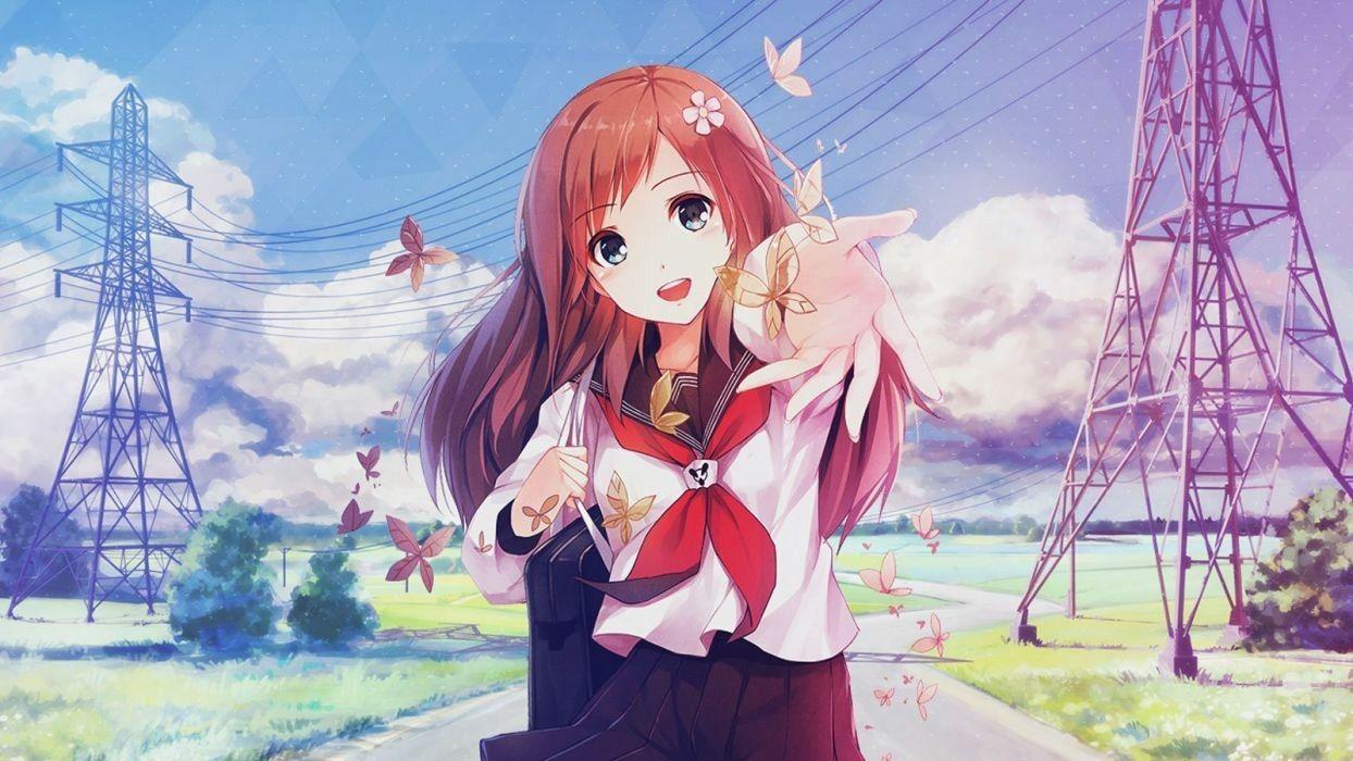 Pin On Kawaii Anime Girls