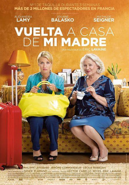 Cinelodeon Com Vuelta A Casa De Mi Madre Eric Lavaine Peliculas De Superacion Personal Peliculas Peliculas Cine