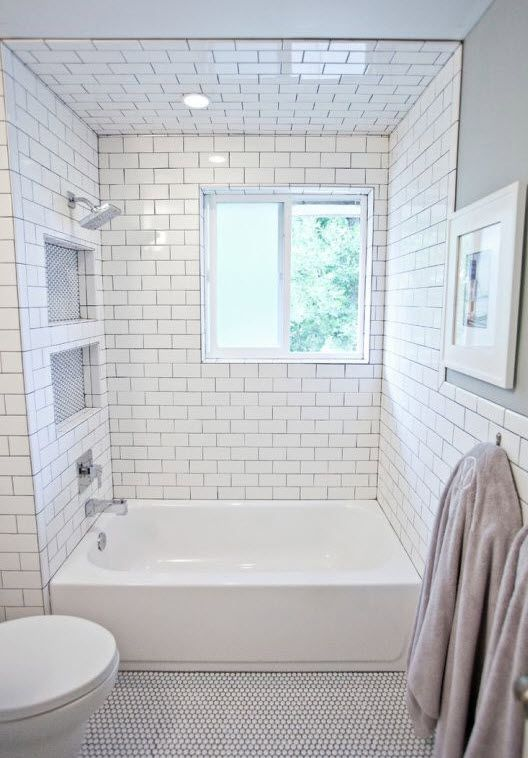 Bathroom Remodel - Small On A Budget DIY Lighting Master Ideas Shower Before And After & 15+ Small White Beautiful Bathroom Remodel Ideas | Bathroom ...