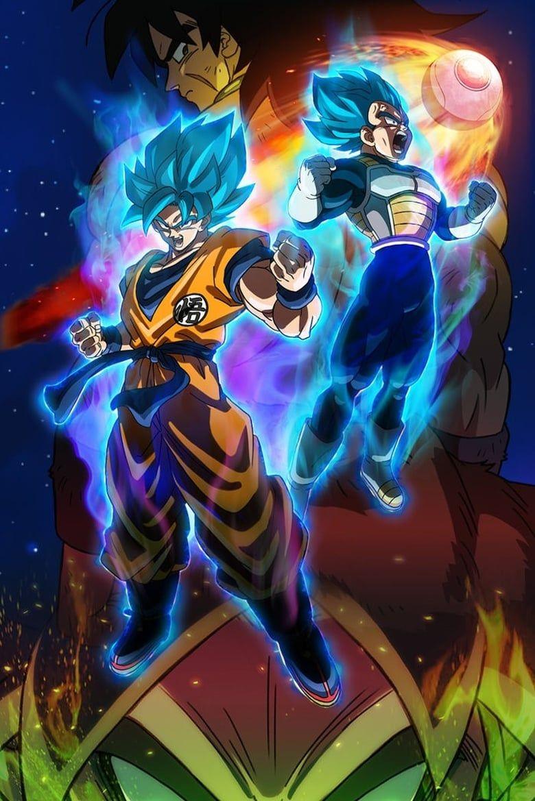 Descargar Dragon Ball Super Broly 2018 Pelicula Online