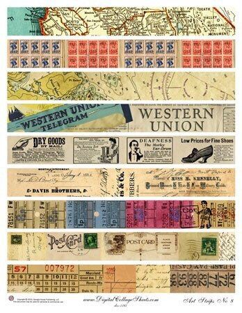 Pin By Sonia Smith On Bullet Journal Journal Stickers Vintage Printables Washi Tape
