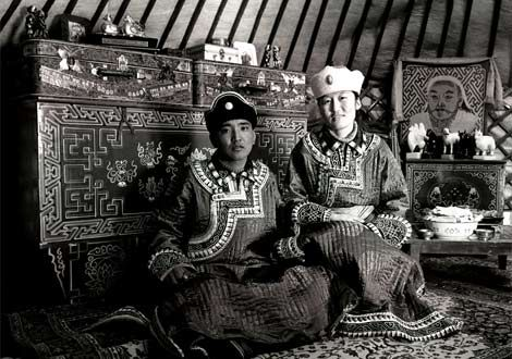 mongolian dating culture