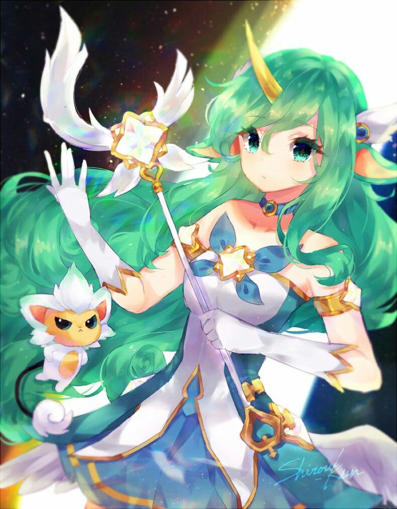 Soraka|League of legends